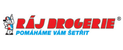 Logo Ráj drogerie