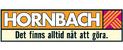 Logotyp Hornbach - Hus och trädgård